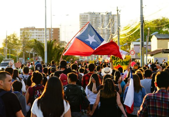 2019, el año de la movilización social en Latinoamérica