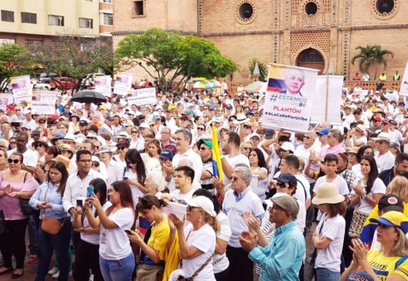 La marcha del domingo corroboró lo que creía sobre el uribismo