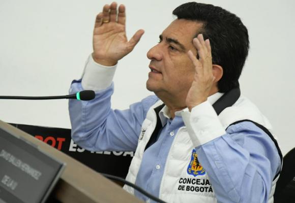 Marco Fidel Ramírez, el gran perdedor