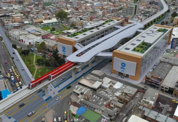 Alcaldesa López, por favor replantee la idea del metro elevado