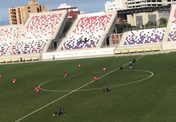 La preocupante censura de Win Sports, RCN y la Dimayor a la protesta de los futbolistas
