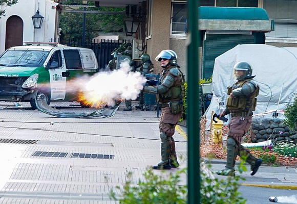 Chile y la dictocracia en acción