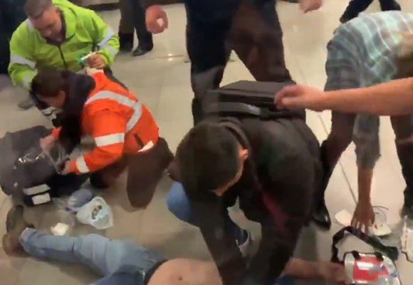 La agonía de un hombre que murió en aeropuerto El Dorado ¿Negligencia?