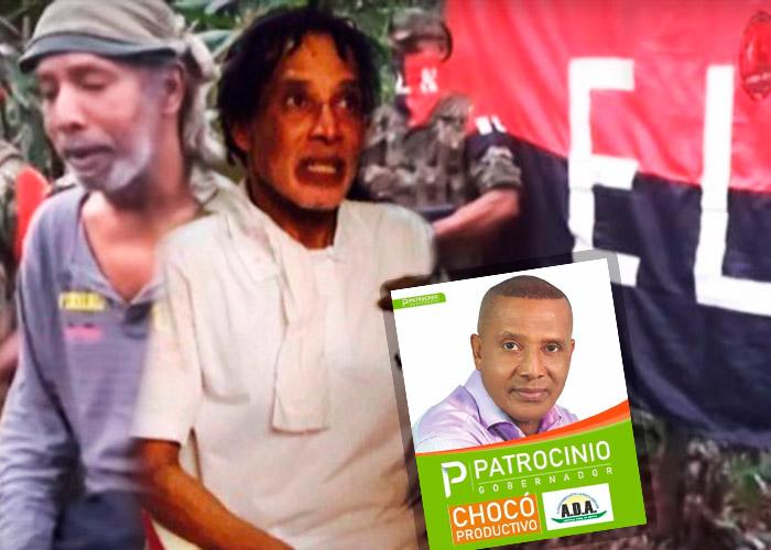 La resurrección de los hermanos Patrocinio y Odín Sánchez, el clan que ha mandado en el Chocó