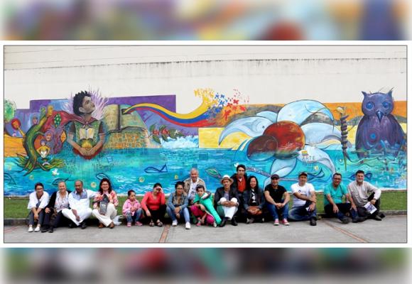 Con un manifiesto por la paz finalizó el II Festival de Arte sin Fronteras en Pitalito, Huila