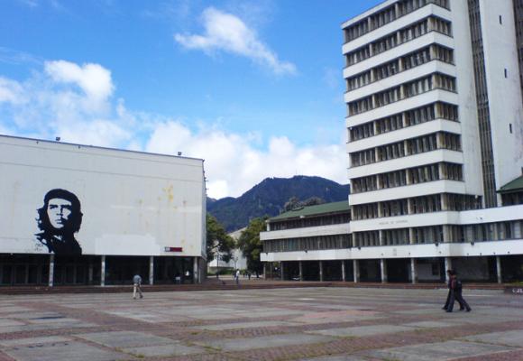 ¡Hay queborrar la imagen del Che de las universidades públicas!