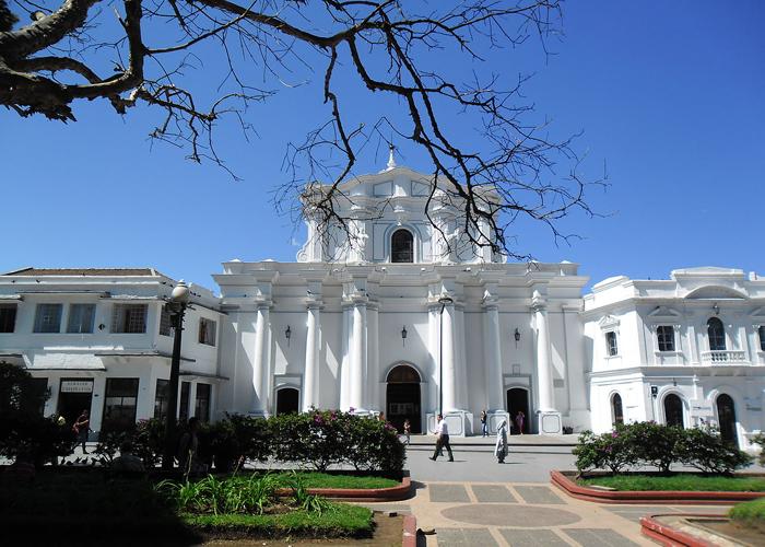 En medio del coronavirus, Popayán celebró sus 484 años