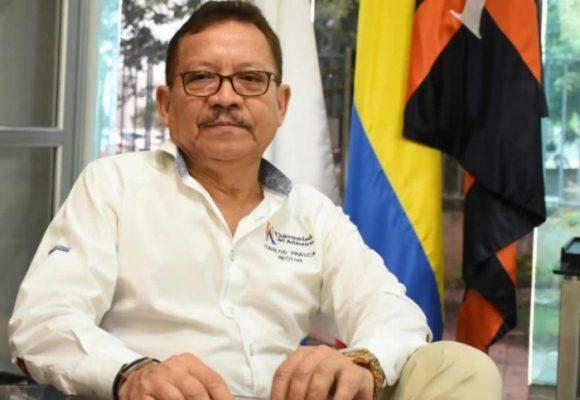 Con paro general UniAtlantico pide renuncia del rector Carlos Prasca