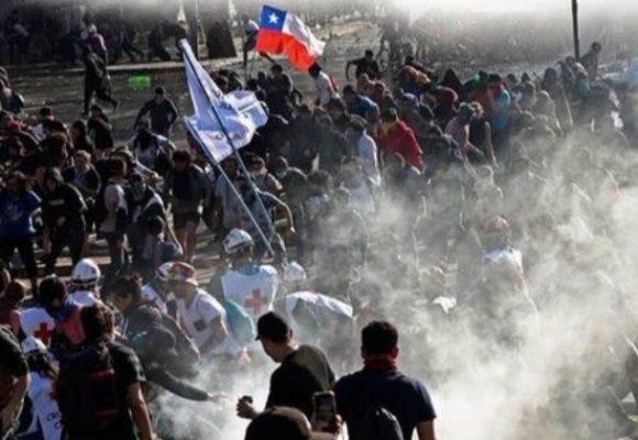 Chile indignado