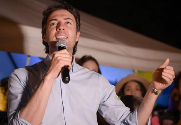 VIDEO: Cuando el nuevo alcalde de Medellín pidió que Petro fuera su presidente