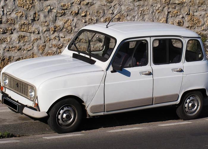 Un carro pequeñito que achicó a un país