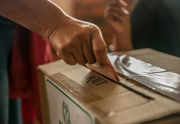 Este 27 de octubre, el voto en blanco también es una opción política