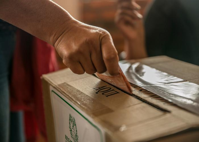 Elecciones atípicas en Caucasia