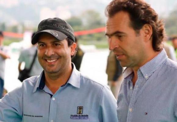 Santiago Gómez, la sombra de Fico que aspira abonarle terreno a su aspiración presidencial