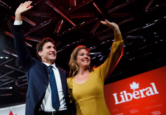 La centroizquierda se impone en Canadá