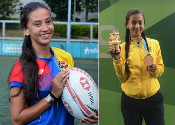 Valentina Tapias, una deportista con mucho futuro