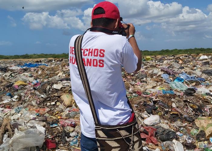 Los daños ambientales que perjudican a las comunidades wayúu de La Guajira