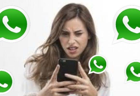El abuso y la mala educación en WhatsApp