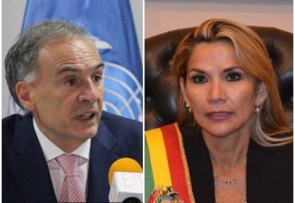 Naciones Unidas entra a mediar en Bolivia