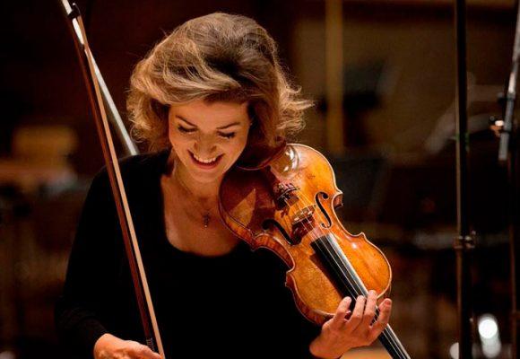 Lamejor violinista del mundo en el Teatro Mayor