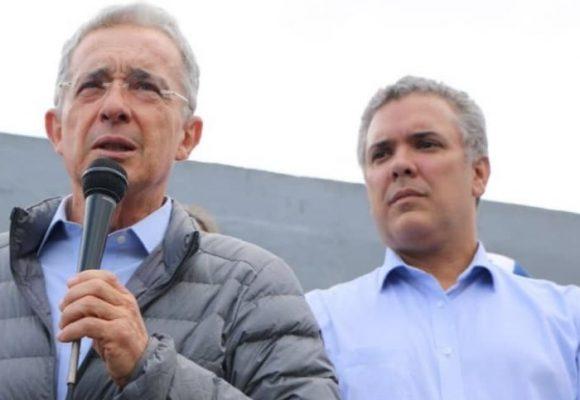 El desprecio de Iván Duque a Álvaro Uribe y al Centro Democrático. Video