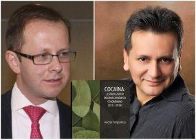 El nuevo libro de Andrés Felipe Arias con el sello de la Sergio Arboleda