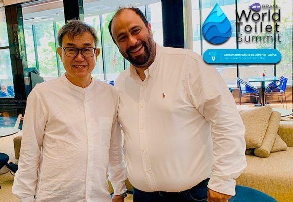 Mr Toilet, un millonario asiático obsesionado en que a nadie le falte un inodoro