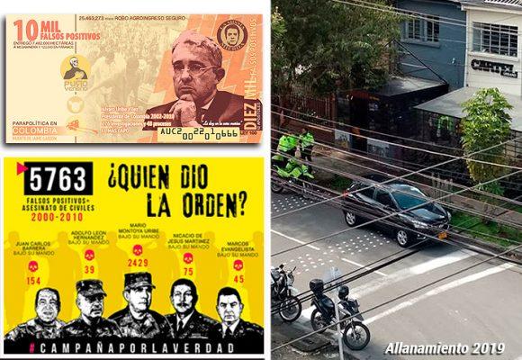 La revancha de los militares contra los grafiteros de Puro Veneno