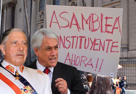 El fin de la Constitución de Pinochet