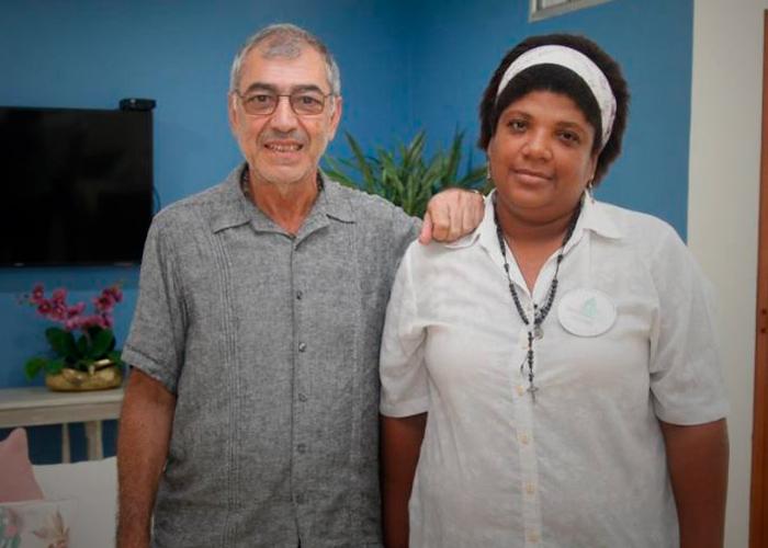 Una vecina del barrio más pobre de Cartagena será la primera dama