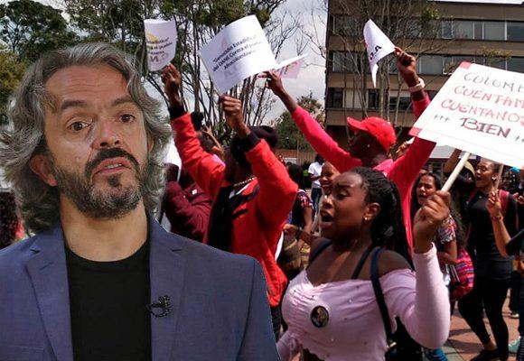 Director del DANE a responder por dudoso censo a los afro