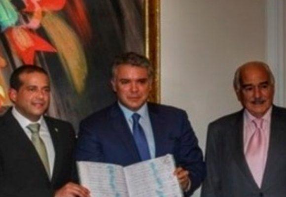El espaldarazo de Duque y Pastrana al líder que tumbó a Evo Morales