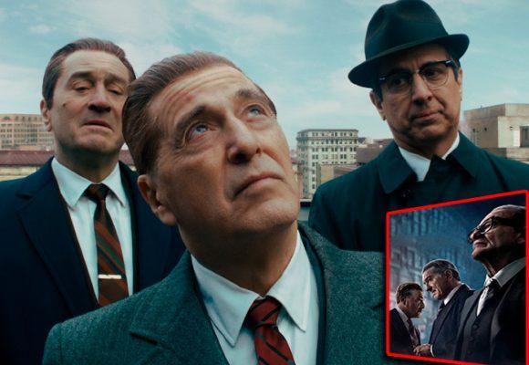 'El irlandés', la carta de Netflix para ganar el Óscar