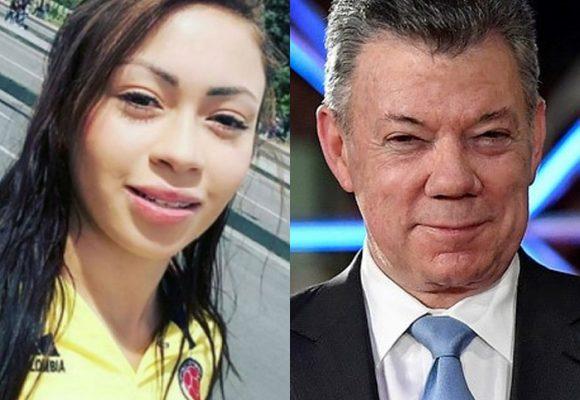 Cuando Santos alcagüeteó a Epa Colombia