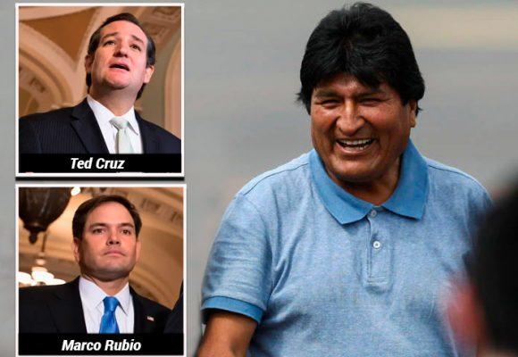 Audios confirman que detrás de la caída de Evo Morales habría una conspiración