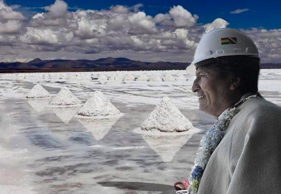 Bolivia, con la mayor reserva de litio del mundo