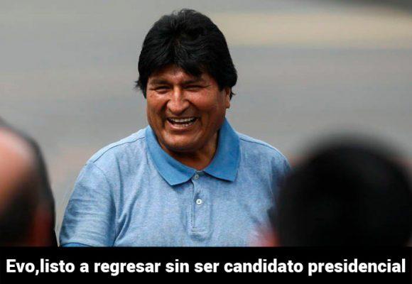 """""""Solo me importa garantizar las elecciones"""". Entrevista"""