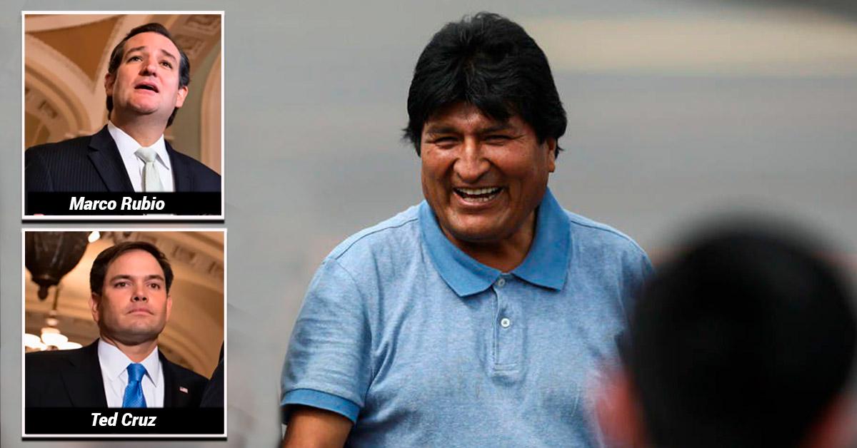 Audios confirman que detrás de la caída de Evo Morales habría una conspiración - Las2orillas