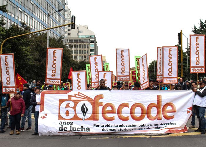 Señores de Fecode, intercedan por los que no tenemos sindicato