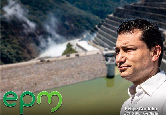 Contraloria compromete gobierno de Antioquia y EPM