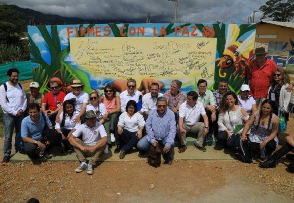 En Caquetá, en las selvas del sur: tres años de la firma de la Paz