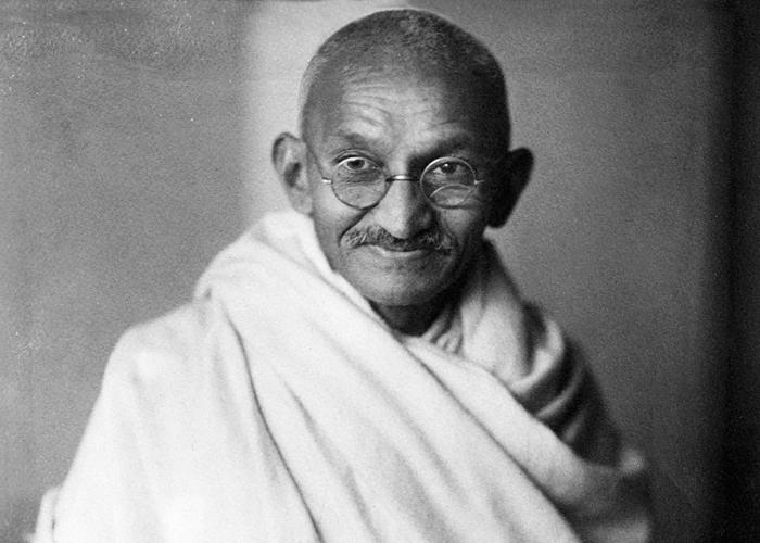Gandhi y el paro del 21 de noviembre