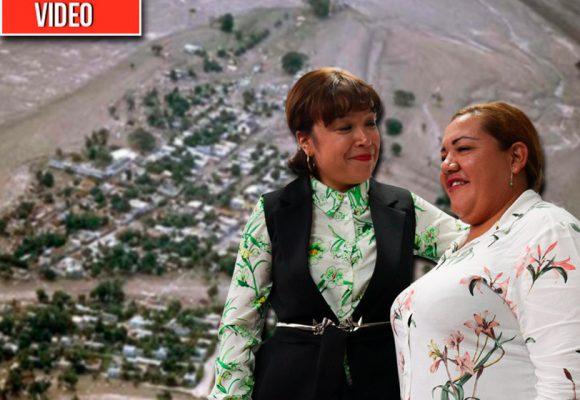 El reencuentro de las hermanas Tapasco, que la avalancha de Armero separó