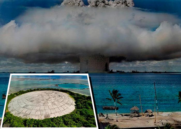 El lugar más radiactivo del mundo: las Islas Marshall, campo de pruebas nucleares de Estados Unidos - artículo de Fernando Mejía - febrero 2020 Islas-marsall