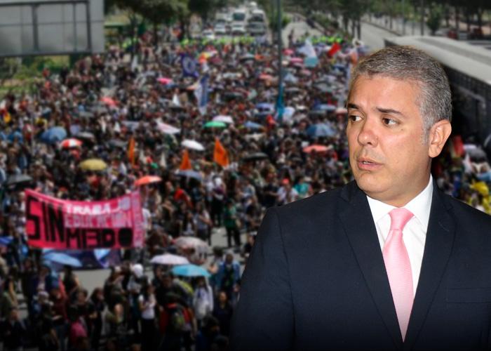 Con Duque, Colombia ha vuelto al Estatuto de Seguridad de Julio César Turbay