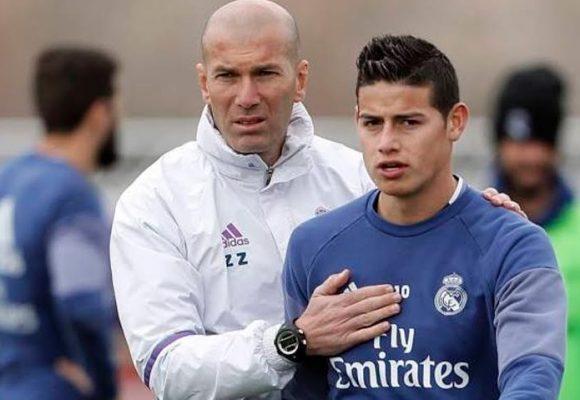 James, el niño mimado que el Real Madrid no puede ver ni en pintura
