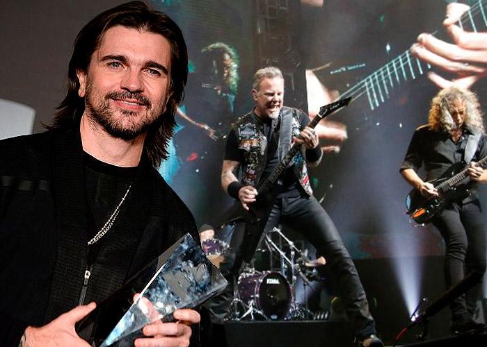 La emoción de Juanes en los Grammy tiene historia