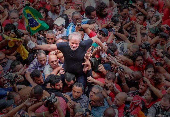El regreso de Lula a la política activa