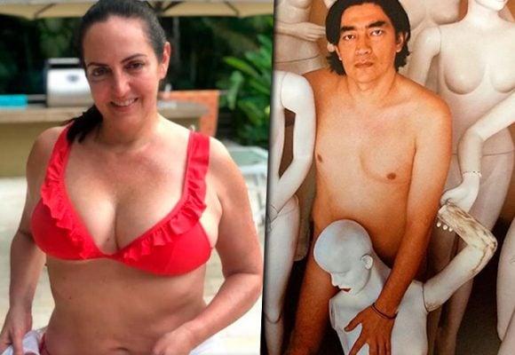 Guerra de desnudos entre María Fernanda Cabal y Gustavo Bolívar