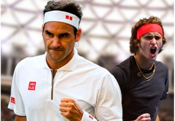 Fracasó el partido de Federer en el Movistar Arena
